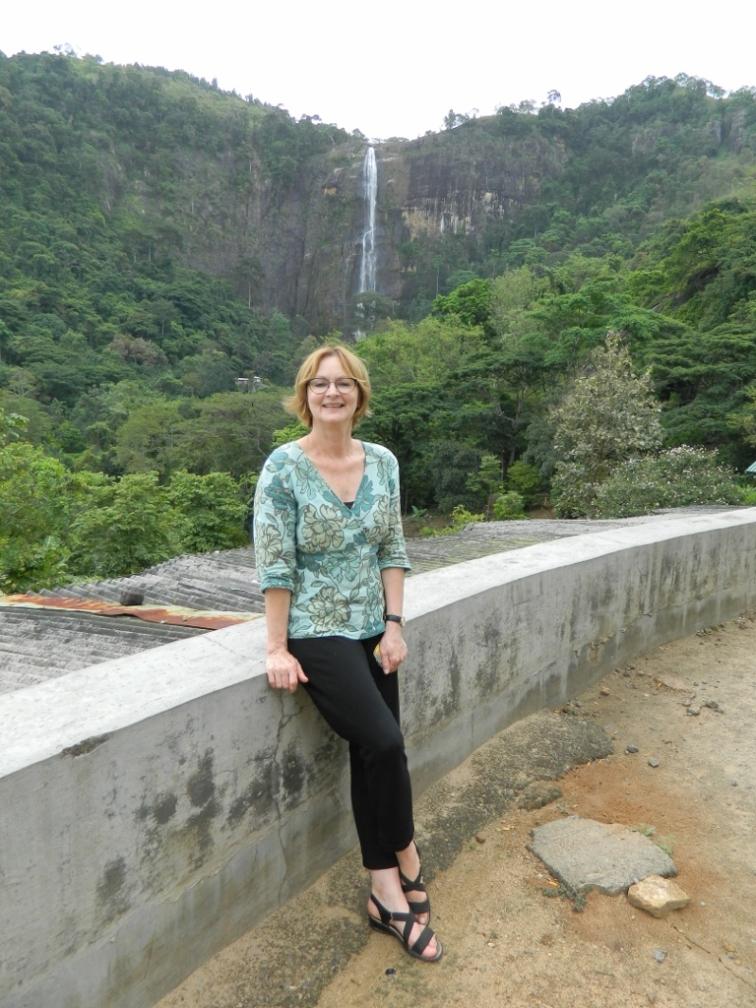 At Rawana Falls