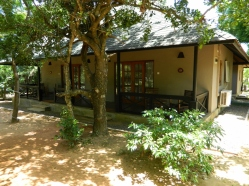 My cabin at Yala