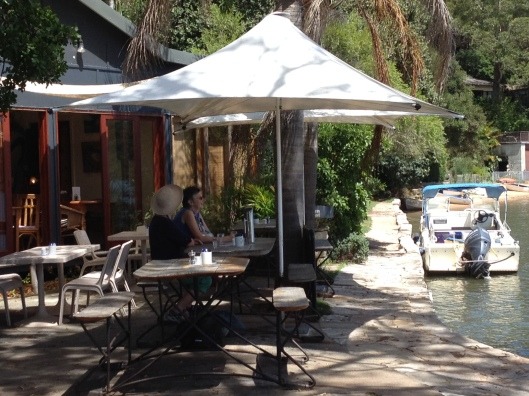 Dangar Island Cafe