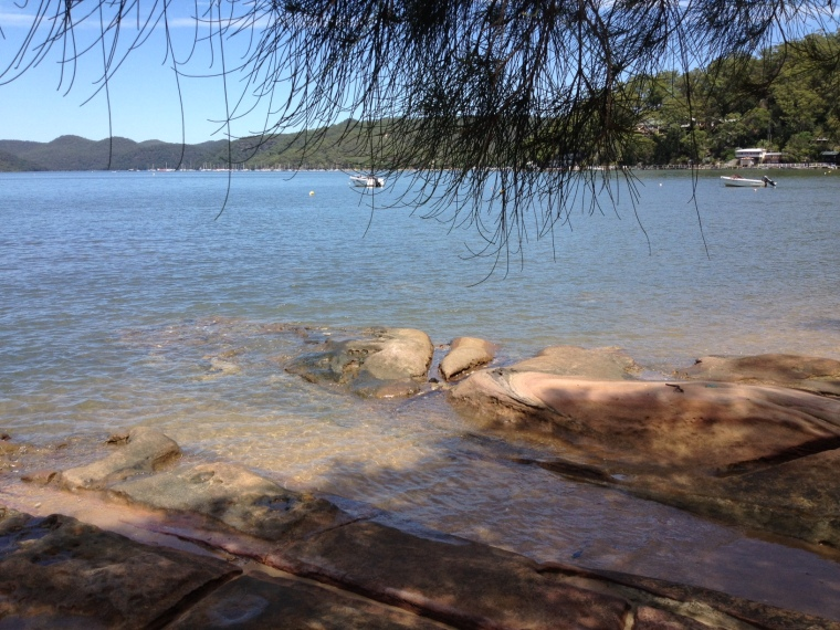 Dangar Island View