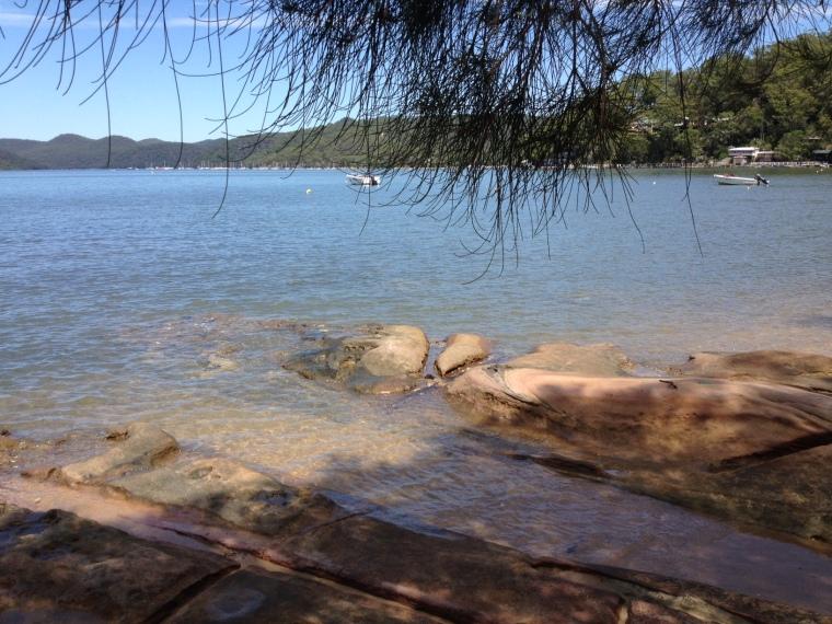 Dangar Island View