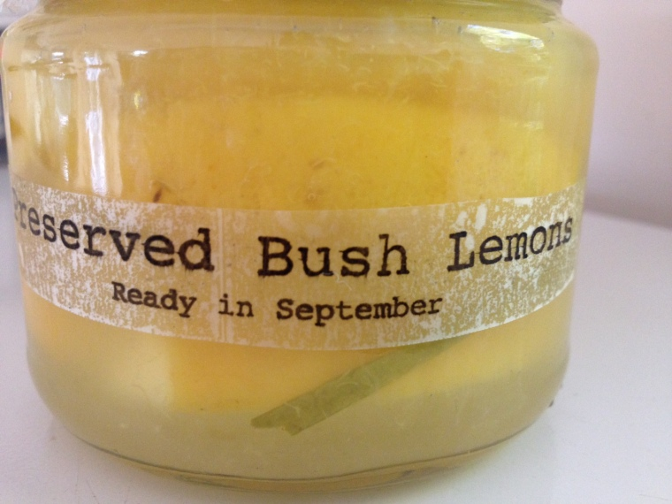 bush lemon
