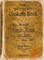 Mrs MacLures Cookery Book