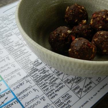 Laura's protein balls