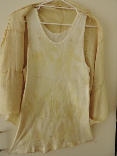 Eucalyptus t-shirt and bamboo fabric