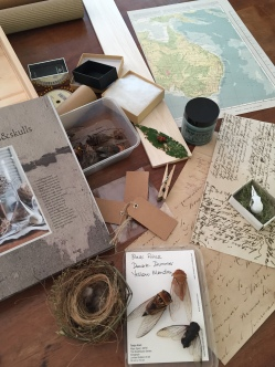 Gathering bits and pieces